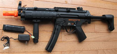 Jg Metal Mp5 Navy Seal