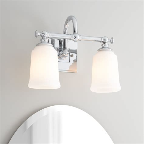 Jilliann 2 Light Bath Vanity Light