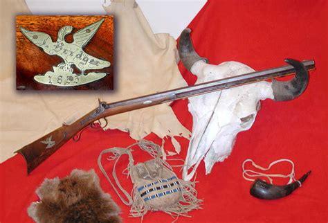 Jim Bridger S Rifle