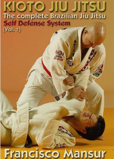 Jiu Jitsu Self Defense Dvd