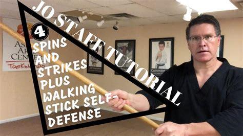 Jo Staff For Self Defense