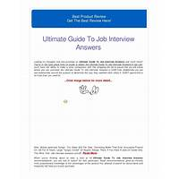 Cash back for job interview guides
