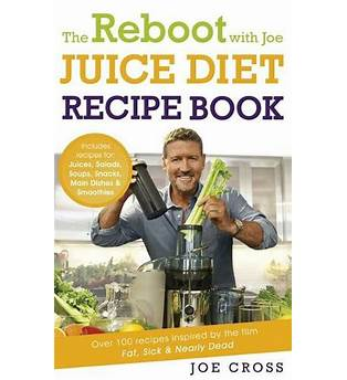Joe Cross Juicing Book