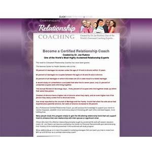 Joe rubino's relationship coaching certification promo