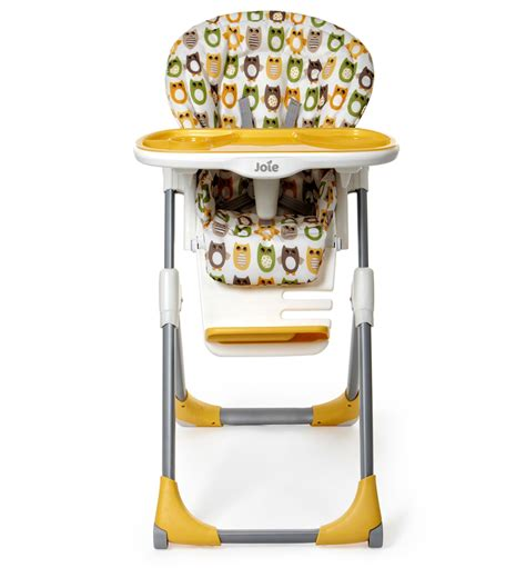 Joie mimzy owl design high chair Image