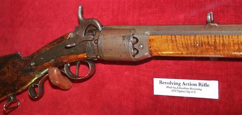 Jonathan Browningrevolving Action Rifle