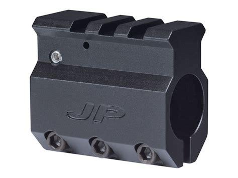 Jp Enterprises Adjustable Gas Block Picatinny Rail Sight Jpgs-1