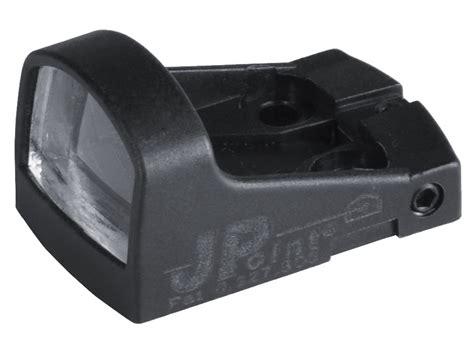Jp Jpoint Microelectronic Reflex Sight