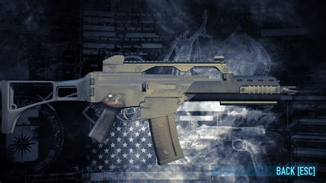 Jp36 Rifle