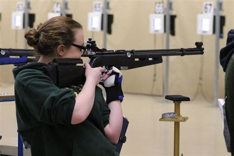 Jrotc Air Rifle Competition