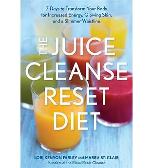 Juice Cleanse Book