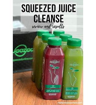 Juice Cleanse Rules