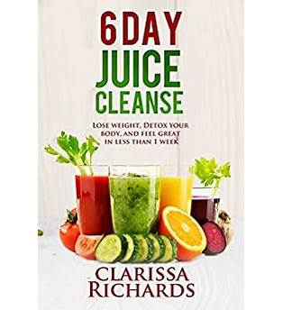 Juice Cleanse Weight Loss One Week