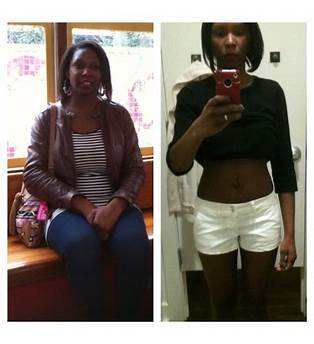 Juice Fast Weight Loss Before And After