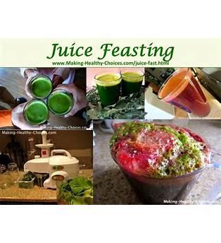 Juice Feasting Recipes