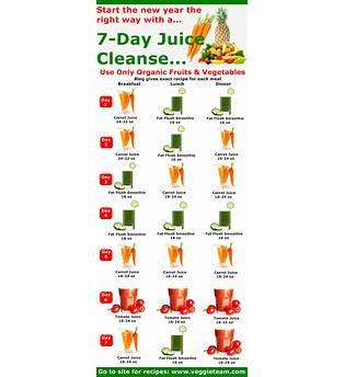 Juicing Diet Plan 10 Days