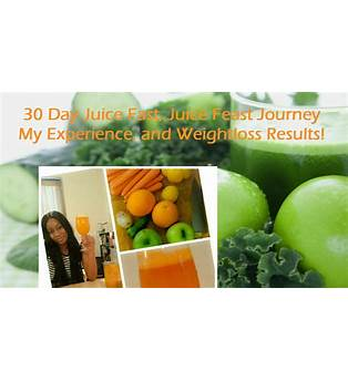 Juicing For 30 Days Weight Loss