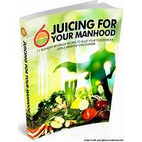 Juicing for your manhood work or scam?