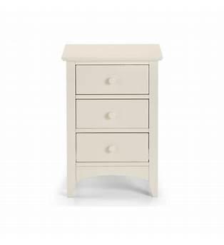 Julian Bowen Cameo Bedside Cabinet
