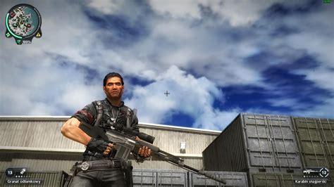 Just Cause 2 Sniper Rifle Mod