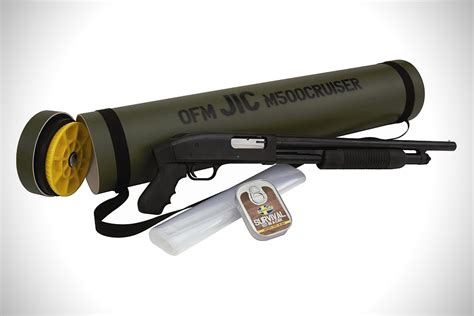 Just In Case Mossberg Review