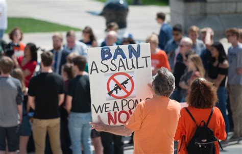 Justice Department Report On Assault Rifle Ban Study
