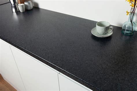 Küche Arbeitsplatte Granit Schwarz