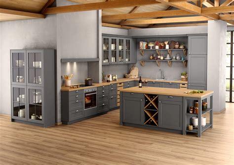 Küchen Landhausstil Modern