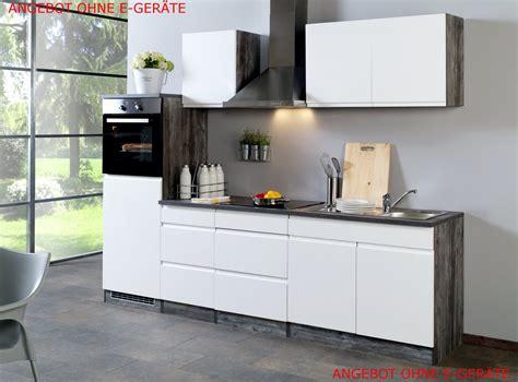 Küchen Ohne Geräte Hochglanz