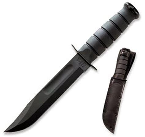 Kabar Knives Inc Kabar 1211 Fighting Utlty Blk Ebay