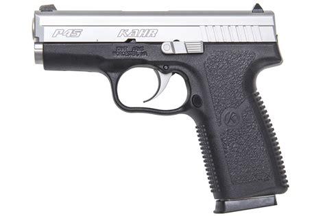 Kahr 45 Caliber Handguns