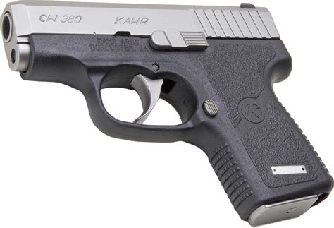 Kahr Arms 380 Review CW380 And P380