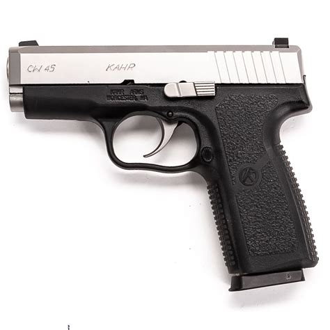 Kahr Arms CW45 Pistol - Weapons - POLICE Magazine