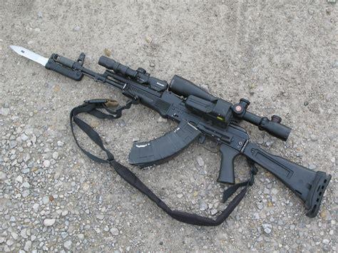Kalashnikov Assault Rifle Ak-103