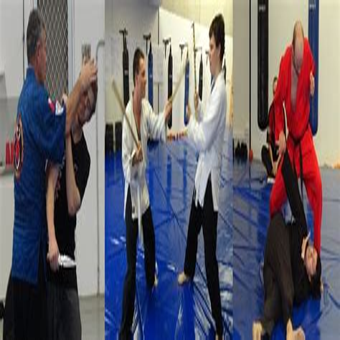 Kali Arnis Escrima Self Defense
