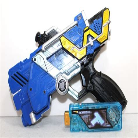 Kamen Rider W Trigger Memory