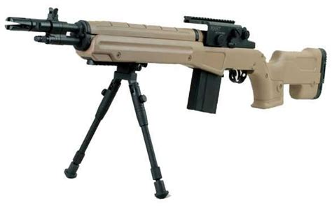 Kart M14 Type Airsoft Sniper Rifle With Jae Stock