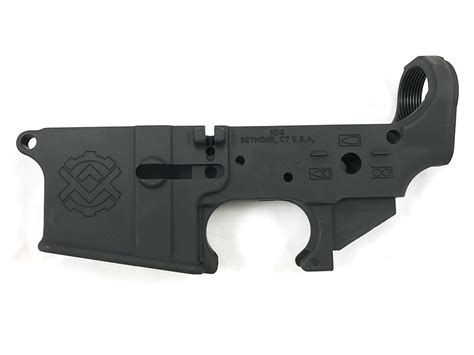 Kdg Enhanced Forged Ar Stripped Lower Kinetic