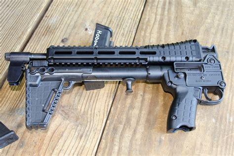 Kel Tec 9mm Sub Machine Gun