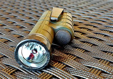 Kel Tec Flashlight Review