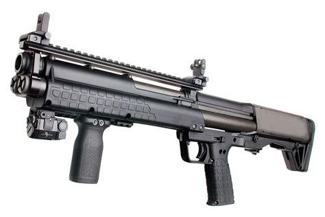Kel Tec Ksg Pump Action Tactical Shotgun