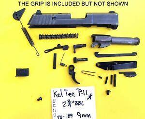 Kel Tec P11 Parts And Accessories