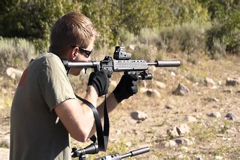 Kel Tec Sub 2000 Suppressor