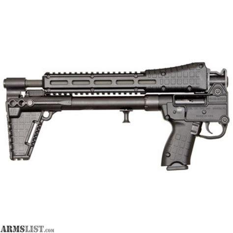 Kel Tec Sub2k Scout Rifle
