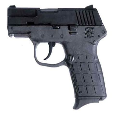 Keltec Pf9 Semi Auto Handgun 9mm Luger 3 1 Cost