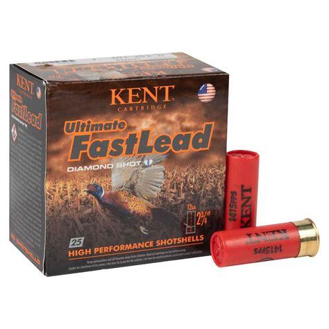 Kent 12 Gauge Shotgun Shells