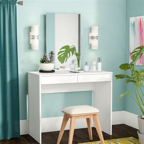 Kenzie Vanity with Mirror