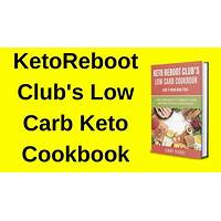 Keto cookbook ketoreboot club s low carb cookbook promotional code