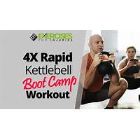 Kettlebell boot camp workouts reviews