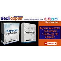 Coupon for keyword researcher seo software finds long tail keywords